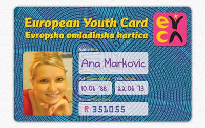 Od sada EYCA kartica i u DOB-u!