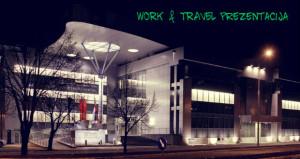 WORK & TRAVEL prezentacija na Megatrend univerzitetu