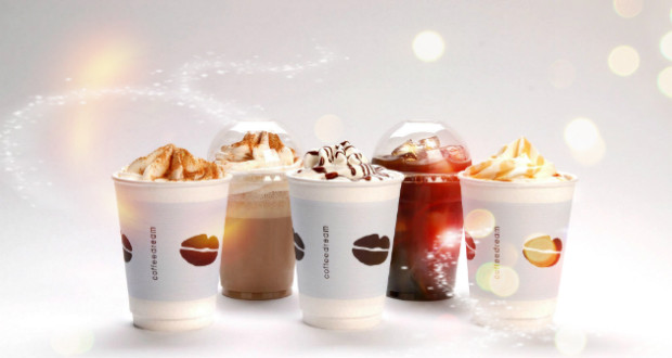 Coffee Dream kafe za poneti sa 20% popusta na kartice