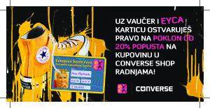 Igraj se sa nama i osvoji Converse patike po nižoj ceni!