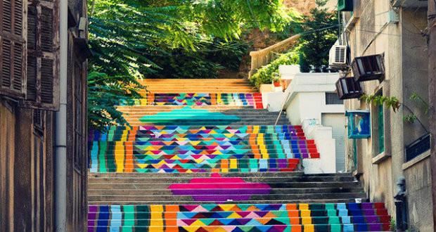 """Naj """"cool"""" stepenice sa svih meridijana"""
