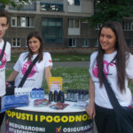 EYCA/ISIC promocije po Srbiji