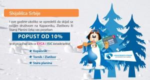 Ski pas popust za korisnike